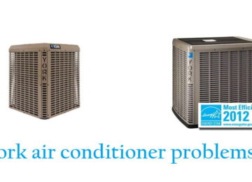 York Air Conditioner Problems And Troubleshooting Guide Machinelounge
