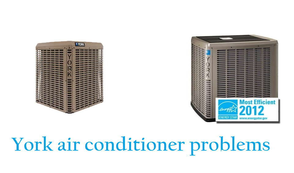 York air conditioner problems