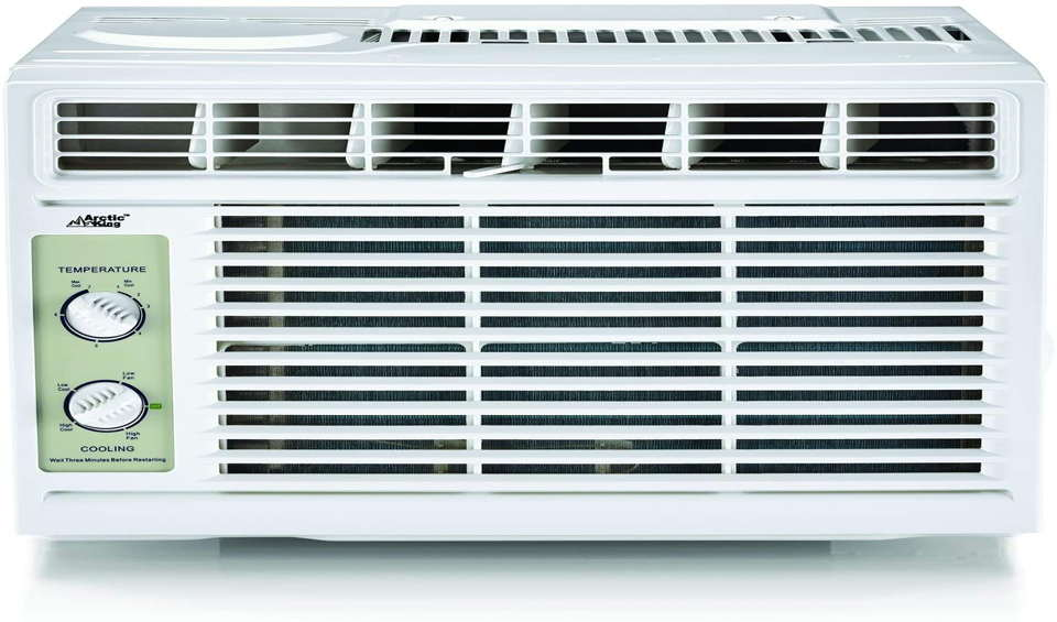 Arctic king air conditioner troubleshooting