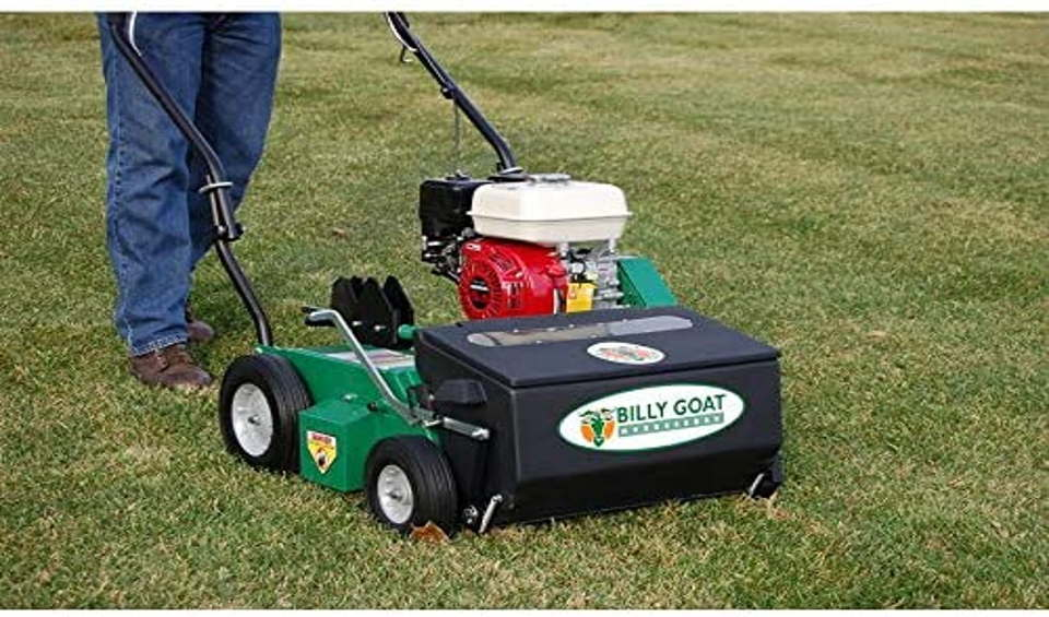 How does an overseeder work
