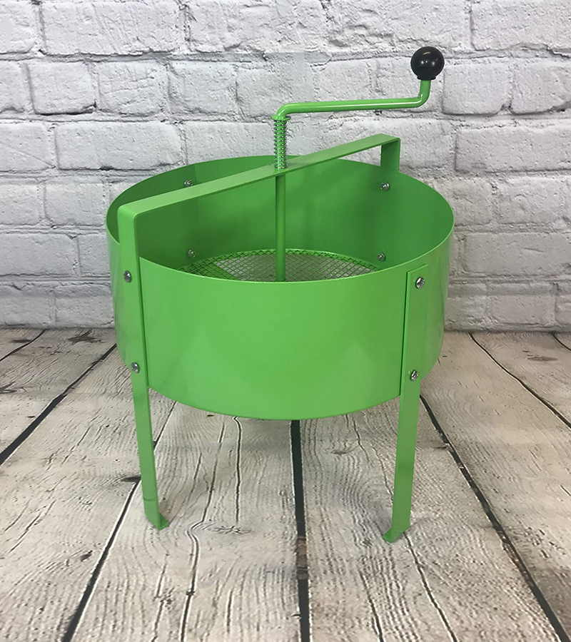 dirt and rock sifter