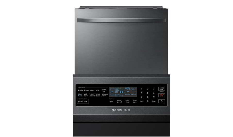 Samsung dishwasher touchpad not working