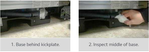 how to reset lg dishwasher