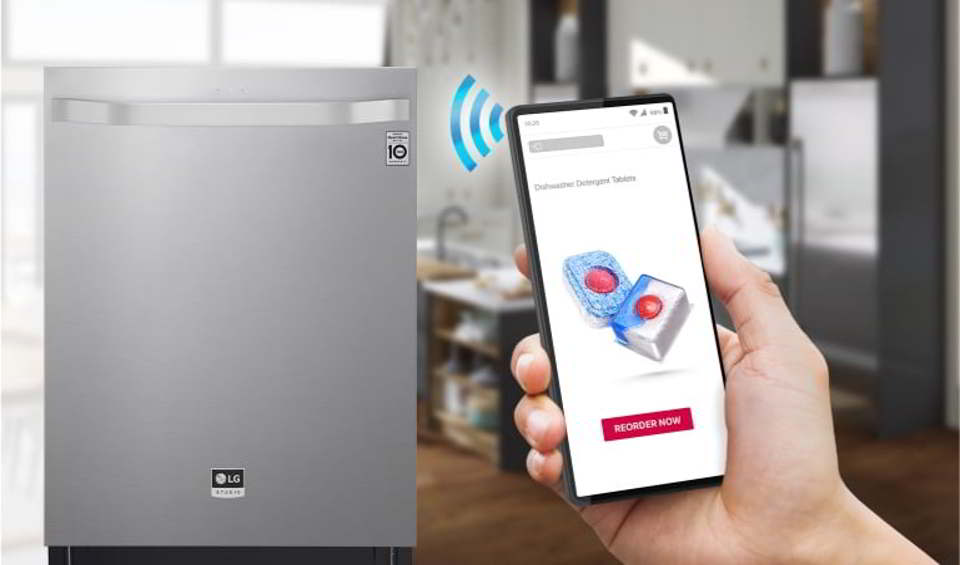 How to reset an LG dishwasher