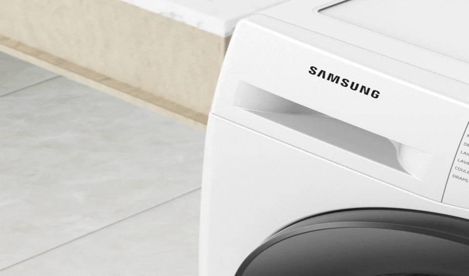 How to reset Samsung washing machine program
