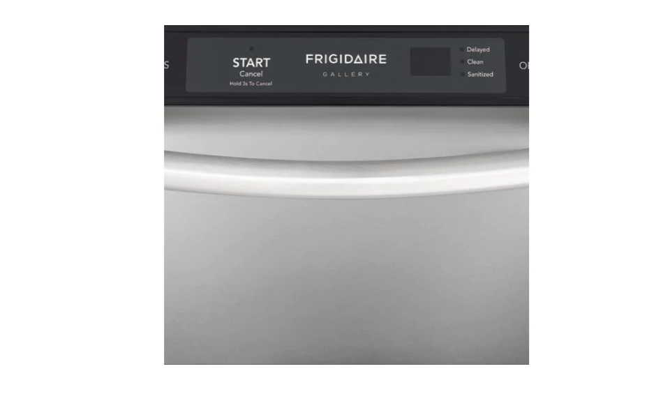 Frigidaire dishwasher not starting lights blinking