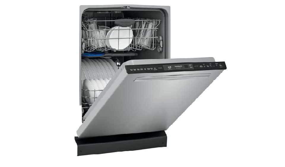 Frigidaire gallery dishwasher troubleshooting