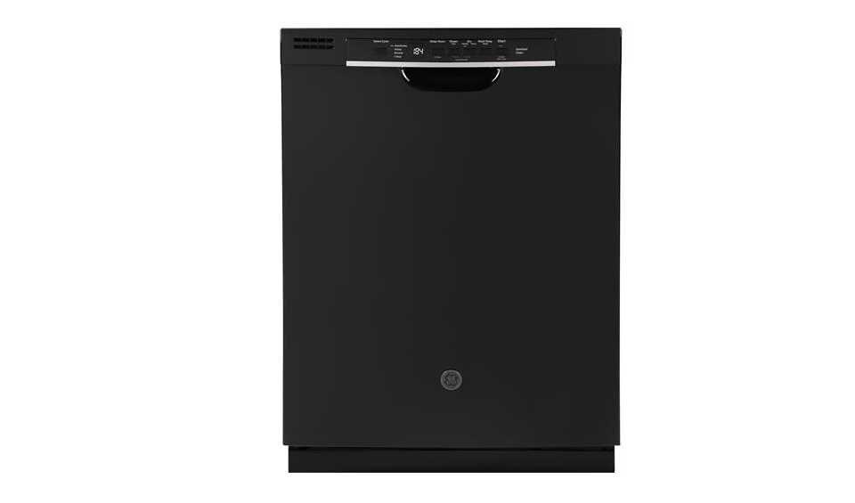 GE dishwasher diagnostic mode