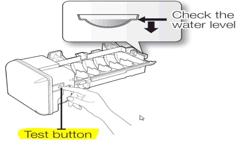 Samsung refrigerator troubleshooting ice maker